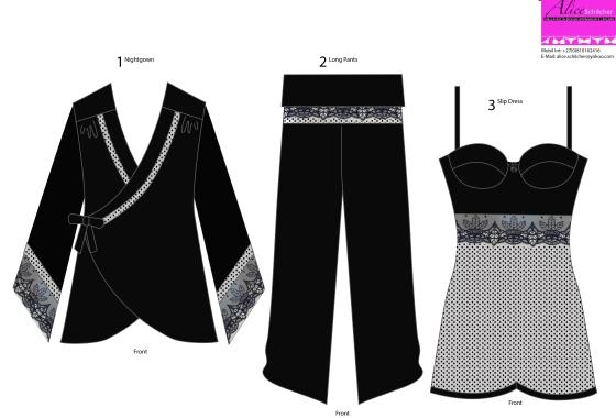 WW Basic pattern loungewear layout1